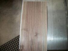 """1 PC WALNUT LUMBER WOOD AIR DRIED BOARD LOT 370S CARVING BLOCK 1 7/16"""" THICK"""