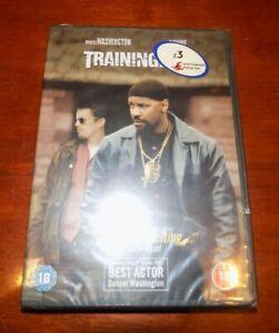 DVD TRAINING DAY  ( NEW UNOPENED )