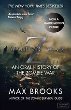 World War Z: An Oral History of the Zombie War,Max Brooks- 9780715643099