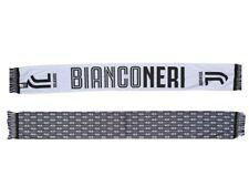 Sciarpa Ufficiale Juventus modello poliestere Juve 'BIANCONERI'