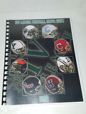 2008 Ivy League Football Media Guide 127 Pages