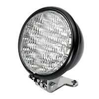 Universal Black 5 Inch Motorcycle 30 LED Front Headlight head light lamp Br D7O5