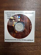Microsoft MS Office 2003 SBE Small Business Edition, Deutsch für Fujitsu-Siemens