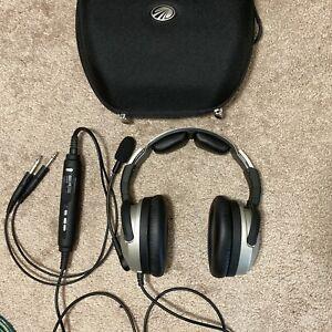 Lightspeed Zulu 2 ANR Aviation Headset - GA Plug - Bluetooth