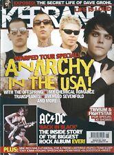 KERRANG! #1065 JUL 2005: MY CHEMICAL ROMANCE Foo Fighters AC/DC Nine Inch Nails