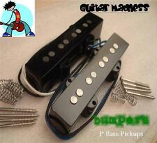 G.M. Bumpers! 60's Style J-Bass Alnico 5 Pickups