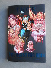 THOR THE QUEST FOR ODIN HARD COVER VO NEUF/ MINT