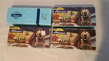 HO Scale - Athearn - Lot of (4) - Model Trains - Vintage