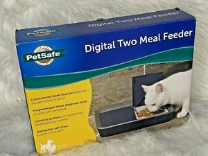 PetSafe - Digital Two Meal Feeder