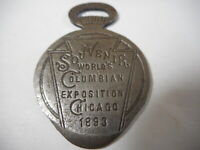 Keystone Pocket Watch  Case Opener from Columbian Exposition 1893 (REPRO)