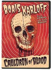 Cauldron of Blood (Aka Blind Man's Bluff) [New DVD] Mono Sound