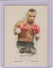 """RARE 2006 ALLEN & GINTER """"IRON"""" MIKE TYSON BOXING CARD #301 ~ THE HANGOVER ~ QTY"""