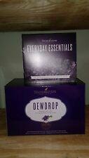 "Young Living Essential Oils: DEW DROP Diffuser & booklet ""Everyday Essentials"""