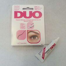0,25 Oz Duo False Eyelash Pegamento Adhesivo Oscuro 7g Impermeable / Ojos Pestañas Maquillaje