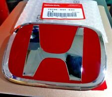 GENUINE HONDA CIVIC / ACCORD /EP2 EP3 2004-06,CRV FRONT BADGE OEM: 75700-S5T-E01