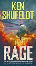 Rage-Ken Shufeldt-2015 Thriller-large paperback-combined shipping