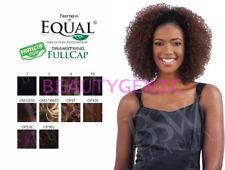 Freetress Equal Drawstring Ponytail Hair Jeri Girl Full Hair Fullcap Half Wig