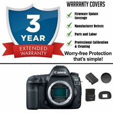 Canon EOS 5D Mark IV Digital SLR Camera Body with 3 Year Warranty