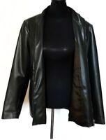 *Coolwater* Blazer Stil Jacke mit Chick und die ist auch cool * dunkles Olivgrün