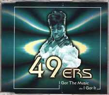 49ers - I Got The Music Aka I Got It - CDM - 1997 - Italodance 6TR Bortolotti