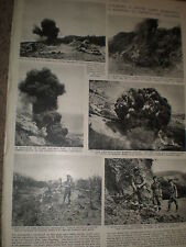 Photo article mine clearing at Fairlight Glen near Hastings 1956 ref Z