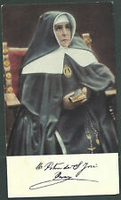 Estampa antigua Hermana Pietra de San Jose andachtsbild santino holy card