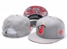 Snapback Miami Heat Cap 47 Brand Blogger Last kings Obey Tisa YMCMB New