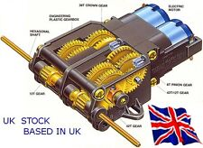 TAMIYA 70097 Twin Motor Gearbox suitable for - RASPBERRY PI - ARDUINO - UK Stock