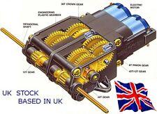 Tamiya 70097 caja de cambios de motor doble adecuado para-Raspberry Pi-Arduino-Reino Unido Stock