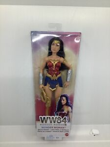 Mattel WW84 Wonder Woman Doll Figure