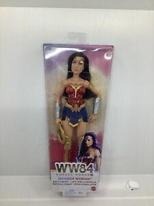Mattel WW84 Wonder Woman Doll Figure