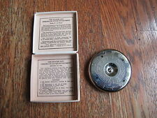 The Master Key Chromatic Pitch Instrument A-440 13 Keys Wm. Kratt Co. w/Case