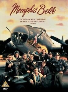Memphis Belle DVD 1990 Matthew Modine War Drama Movie - REGION 4 AUSTRALIAN