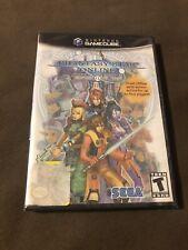Phantasy Star Online: Episode I & II (GameCube 2004) FACTORY SEALED! RARE