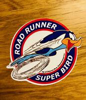 ROAD RUNNER SUPER BIRD Aufkleber Sticker Coyote Plymouth Motorsport Fun V8 Mi091