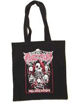 Revel in chirurgico Flesh PEDALE ridden deathkult baumwollbeutel shoppingbag acquisto Borsa