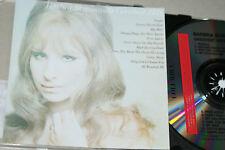 BARBRA STREISAND'S ** GREATEST HITS ** CBS - CD ALBUM