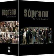 I Soprano: La Serie Completa (DVD, 2020, Set da 28 Dischi)