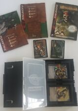 Quickstrike Pirates of Caribbean Trading Card Game Starter Set~ Dead Man's Chest