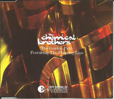 CHEMICAL BROTHERS w/ FLAMING LIPS Golden Path UNRELEASED & MIX CD Single SEALED
