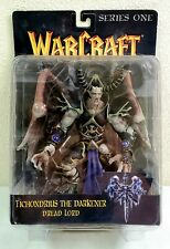 2003 Blizzard Warcraft Tichondrius the Darkener Dread Lord Series 1 Figure