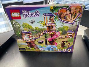 LEGO Friends 41424 Jungle Rescue Base NEW SEALED!