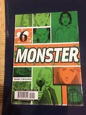 MONSTER 6 (Naoki Urasawa) 1° edizione - Planet Manga