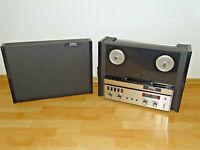 Revox A77 MKII 2-Spur Tonbandgerät, ohne Spulen, funktionsfähig, 2J. Garantie