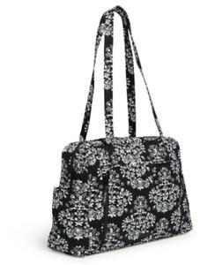 Vera Bradley Chandelier Noir Factory Style Baby Bag Tote NWT Free Ship