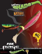 "Fox Rage Pro Shad      1 Stück in 23cm/9"" -  NSL115"