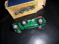 Vintage 1962  Matchbox Models of Yesteryear Y-5 1929 Bentley & box #5 nr Mint