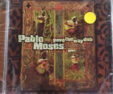 PABLO MOSES - PAVE THE WAY DUB *CD BRAND NEW STILL SEALED NUOVO SIGILLATO RARO