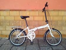 "Bici Bicicletta pieghevoli Umit Folding misura 20"""