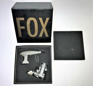 FOX 35 Stunt 50th Anniversary Nitro Model Airplane Engine w/ Muffler 13500